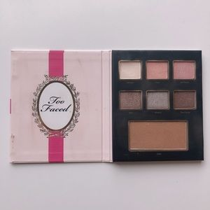 Too Faced Bronzer & Eye Shadow - Le Grand Chateau